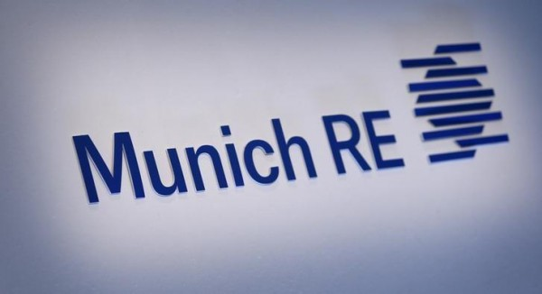 Munich Re is REUTERS/Michaela Rehle